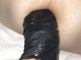 سکس گی Tranny has Only 4 , not the whole fist man  hd videos