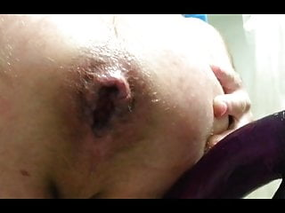 سکس گی Dildo in my Ass #5 sex toy  gaping  daddy  big cock  anal