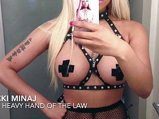 سکس گی Nicki Minaj Cum Tribute- The Heavy Hand of the Law masturbation  hd videos cum tribute  black  big cock  amateur