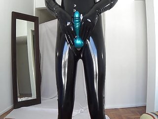 سکس گی Fetish Latex - strait man masturbation  locker room  hd videos amateur