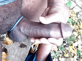 سکس گی Hardcore BBC Public Masturbation 11.05.2018 outdoor  masturbation  hd videos black  big cock  amateur