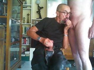 سکس گی Masturbation old+young  masturbation  blowjob  amateur