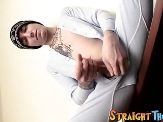 سکس گی Young tattooed homo wanks off his hairy dick and cums twink  masturbation  hd videos big cock  amateur