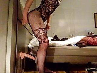 سکس گی travestis Crossdresser dildo gode sex toy hd videos daddy  crossdresser  anal  amateur