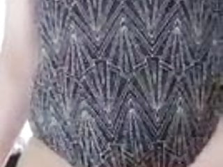 سکس گی Asian CD Stephy in glittery bodysuit striptease  masturbation  crossdresser  asian  amateur