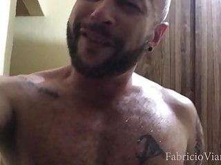 سکس گی Maduro metendo leite no garoto de 18 anos. Gay Brazil. latino  hd videos bear  bareback  anal  amateur