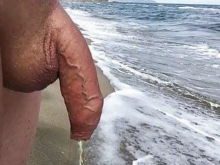 سکس گی Penis and piss close-up voyeur  outdoor  hd videos daddy  big cock  beach