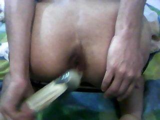 سکس گی Deep anal fuck trainning. لاغر اسباب بازی های جنسی مقعد آماتور لاتین