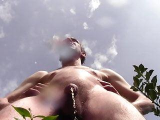 سکس گی Pisciata di ciulopolino, tutto biotto, in pubblico giardino! small cock  outdoor  hunk  hd videos fat  amateur