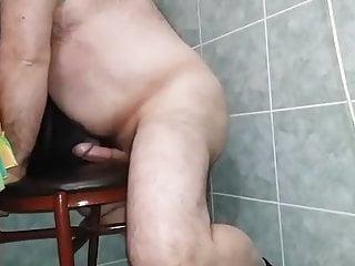 سکس گی ترکیه بابا خرس جسمانی humping صندلی cumshot استمناء بابا خرس آماتور