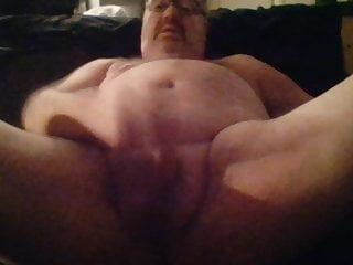 سکس گی Wanking small cock  masturbation  hd videos fat  daddy  bear