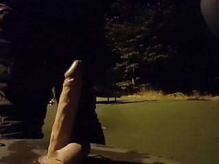 سکس کیرمصنوعی گی در فضای باز محل استراحت HD فیلم مقعد آماتور