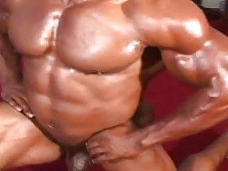 سکس گی Rodney St Cloud muscle  black  big cock